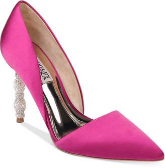 Badgley Mischka Emily d'Orsay Pumps Women Shoes