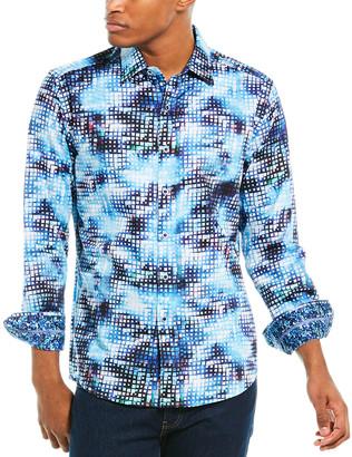 Robert Graham Sturlo Classic Fit Woven Shirt