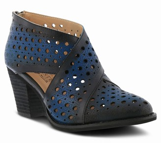 Spring Step L'Artiste By Leather Sandals - Ghalna