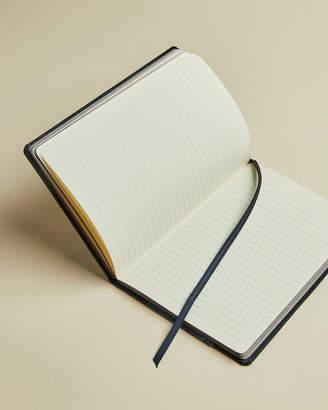 Ted Baker BLUBOOK Brogue notebook