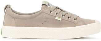 Cariuma OCA Low Cloud Grey Suede Sneaker