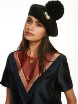 Scotch & Soda Pompom Beret