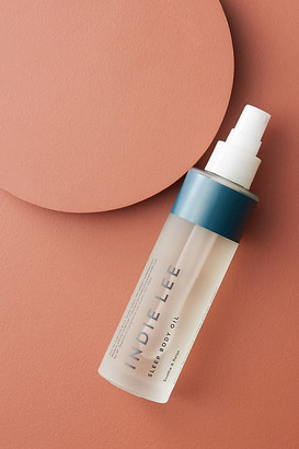 Indie Lee Sleep Body Oil By in Blue Size ALL