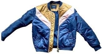 Maison Scotch Blue Jacket for Women