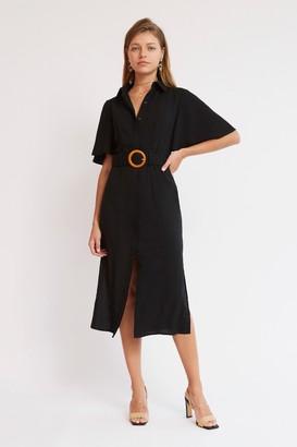 Finders Keepers SYLVIE DRESS Black