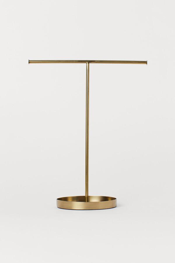 H&M Metal Jewelry Stand