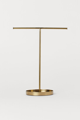 H&M Metal Jewelry Stand