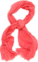 Yigal Azrouel Flamingo Candy Scarf