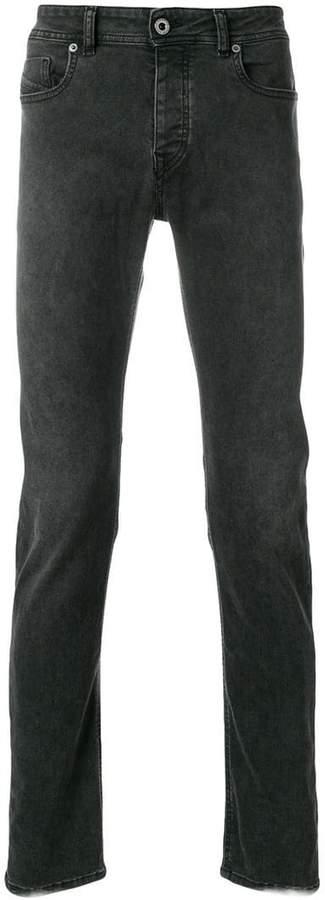 Diesel Black Gold faded slim fit jeans