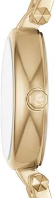 Karl Lagerfeld Paris Aurelie Stainless Steel Bracelet Watch