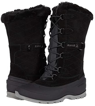 Kamik Snovalley 3 (Black) Women's Boots