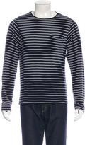 Shipley & Halmos Striped Long Sleeve T-Shirt