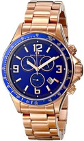 Thumbnail for your product : Oceanaut Men's OC3332 Baltica Analog Display Quartz Rose Gold Watch