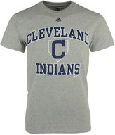Majestic Cleveland Indians Hit and Run T-Shirt