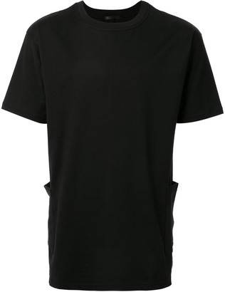 The Viridi-anne boxy fit short sleeve T-shirt