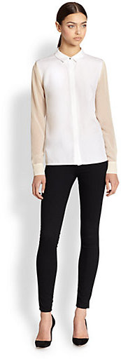 J Brand Ready-To-Wear Harriet Blouse