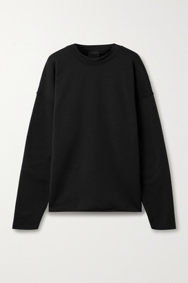 Wone Oversized Fleece Sweatshirt