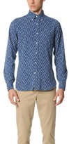 Gant Indigo Oxford Oblong Shirt