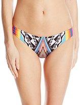 Pilyq Women's Inca Basic Teeny Bikini Bottom