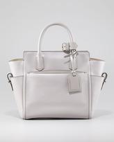 Atlantique Mini Tote Bag, Light Gray