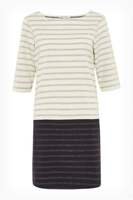 Great Plains Leonie Contrast Stripe Dress