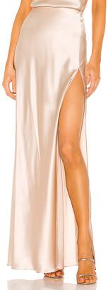 Amanda Uprichard X REVOLVE Edie Maxi Skirt