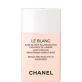 Chanel Le Blanc, Light Creator Brightening Makeup Base Broad Spectrum Spf 40