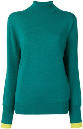 Enfold Roll-Neck Jumper
