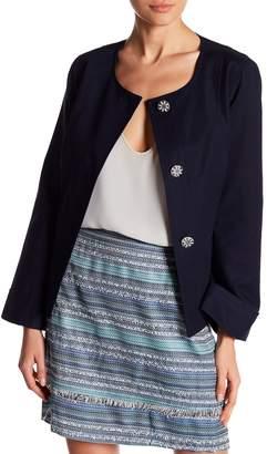 Nanette Nanette Lepore Bell Sleeve Jacket
