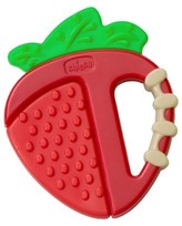 Chicco NaturalFit Teether - Fruity Tooty Strawberry