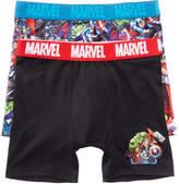 Marvel 2-Pk. Avengers Boxer Briefs, Little Boys (4-7) and Big Boys (8-20)