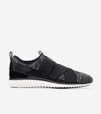 Cole Haan StudiGrand Cross-Strap Sneaker