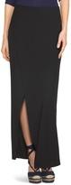 White House Black Market Wrap Maxi Skirt