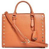 GUESS Catey Stud Satchel