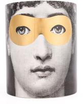 Fornasetti 'Golden Burlesque' candle