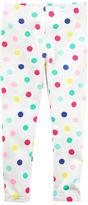 Carter's Polka Dot Leggings
