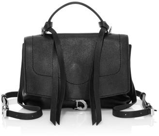 Rebecca Minkoff Medium Stella Convertible Leather Satchel