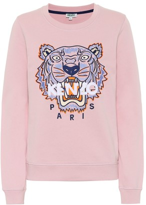 Kenzo Tiger cotton sweater