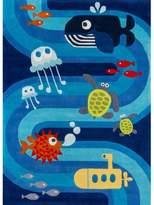 Momeni Ocean Life Rug