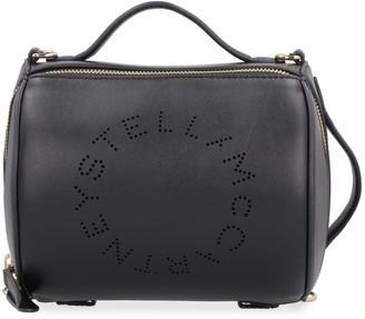 Stella McCartney Small Faux Leather Boston Bag