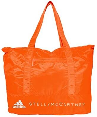 adidas by Stella McCartney Solar Large Tote FP9458 (Solar Orange) Tote Handbags