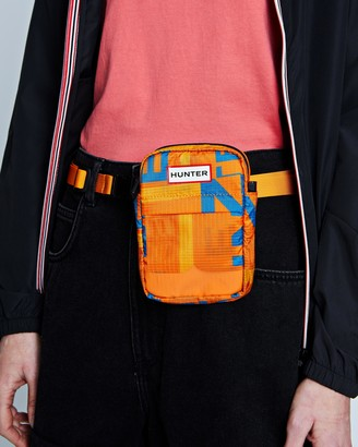 Hunter Original Ripstop Exploded Logo Belt Bag