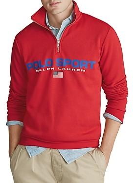 Polo Ralph Lauren Sport Fleece Half-Zip Sweatshirt