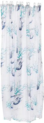 Marinette Saint Tropez - Corella Lagoon Shower Curtain - 180x200cm
