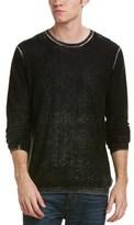 Autumn Cashmere Crewneck Cashmere-blend Sweater.