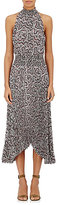 A.L.C. Women's Renzo Floral Silk Sleeveless Dress