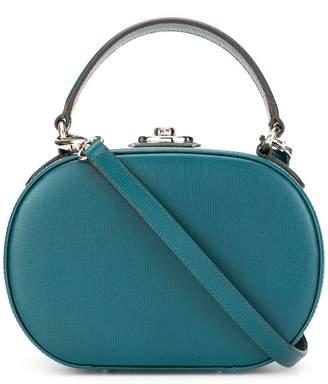Mark Cross Gianna oval box bag