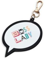 Sophia Webster Boss Lady Leather Bag Charm
