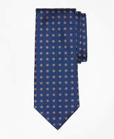 Brooks Brothers Framed Polka Dot Tie