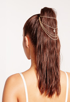 Missguided Gold Hair Cha